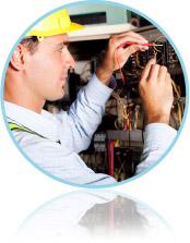 Maintenance et entretien électrique